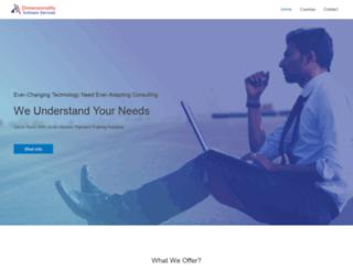 dss-it.com screenshot