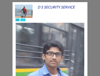 dssecurityservice.vpweb.in screenshot