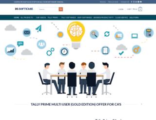 dssoftweb.com screenshot