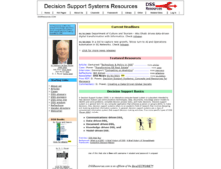 dssresources.com screenshot