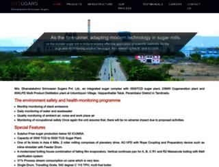 dssugars.com screenshot