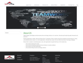 dstrategytech.com screenshot