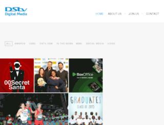 dstvo.com screenshot