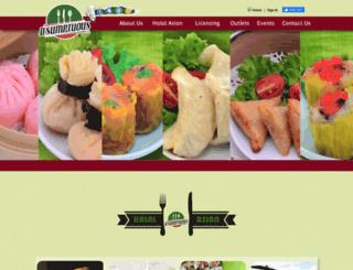 dsumptuous.com.my screenshot