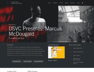 dsvc.org screenshot