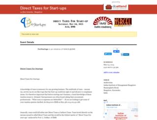 dtaxes.doattend.com screenshot