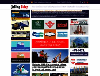 dthrotarydrilling.com screenshot