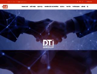 dtj.com.vn screenshot
