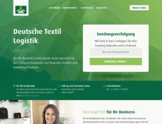 dtl-info.de screenshot