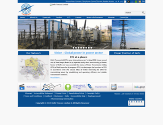 dtl.gov.in screenshot