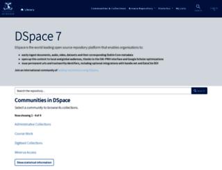 dtl.unimelb.edu.au screenshot