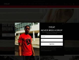 dtlr.com screenshot