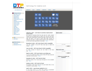 dtptools.com screenshot