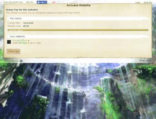 dtrhffxiv.enjin.com screenshot