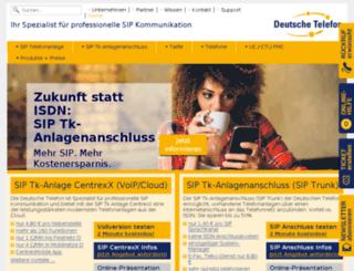 dtst.de screenshot