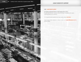 dtsupport.ztsystems.com screenshot