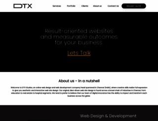dtx.in screenshot