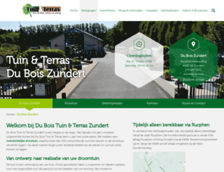 du-bois.nl screenshot