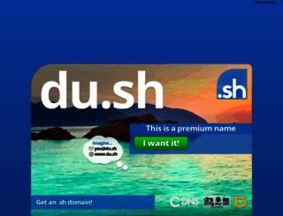 du.sh screenshot