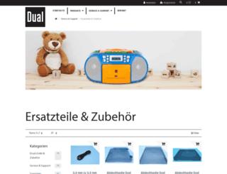 dual-shop.de screenshot