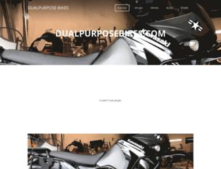 dualpurposebikes.com screenshot