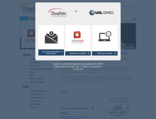 dualtec.com.br screenshot