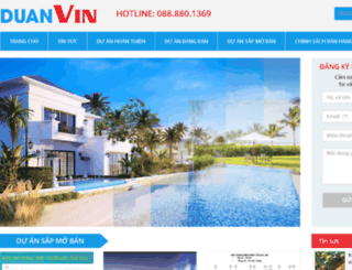 duanvin.com screenshot