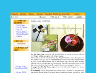 duavietthanglong.com screenshot