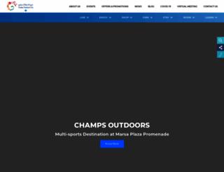 dubaifestivalcity.com screenshot