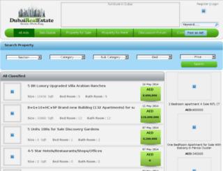 dubairealestateads.com screenshot