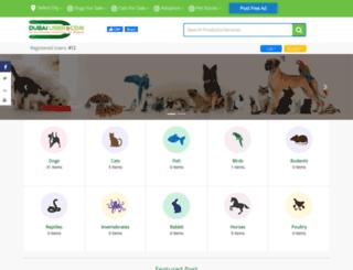 dubaiuser.com screenshot