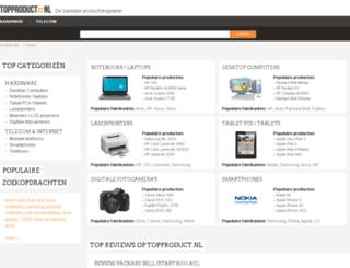 dubbele.nl screenshot