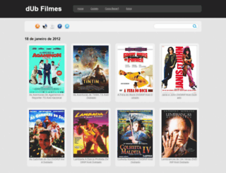 dubfilmes.blogspot.com.br screenshot