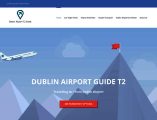 dublinairportt2.com screenshot