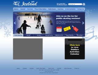 dubliniceland.com screenshot