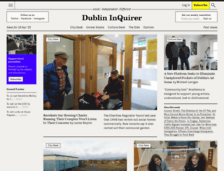 dublininquirer.com screenshot