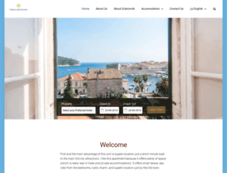 dubrovnik-rentals.net screenshot