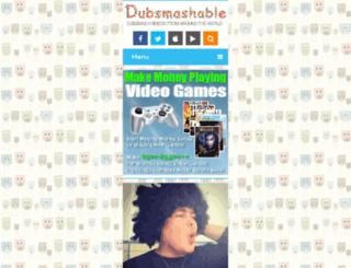 dubsmashable.com screenshot