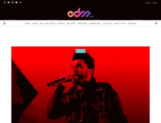 dubstep.net screenshot
