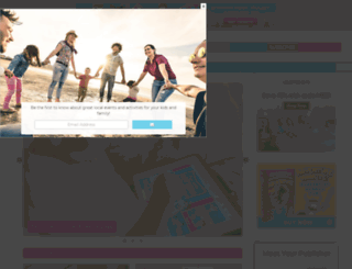 dubuque.macaronikid.com screenshot