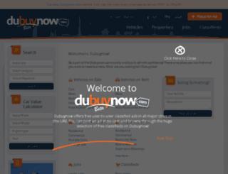 dubuynow.com screenshot