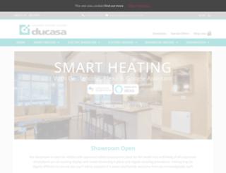 ducasa-direct.co.uk screenshot