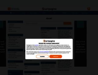 ducati.startpagina.nl screenshot