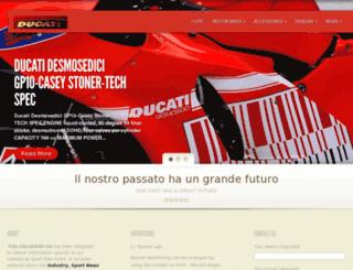 ducati848.me screenshot