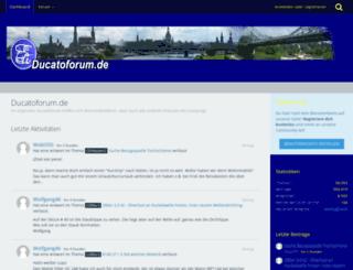 ducatoforum-wohnmobile.de screenshot