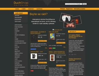 duchshop.com screenshot