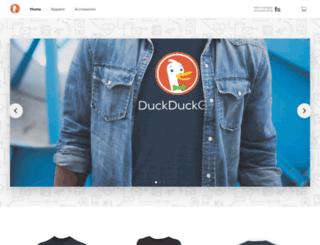 duck-duck-go.myshopify.com screenshot