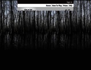 duckdynasty.socialtoaster.com screenshot