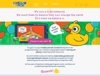 duckiedeck.com screenshot