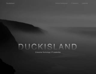duckisland.com screenshot
